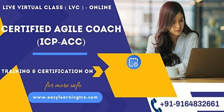 ICP-ACC Training Certification Online tickets