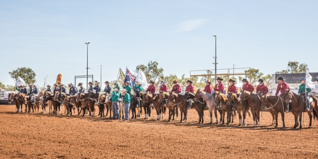 Cloncurry Stockman's Challege and Campdraft 2021 tickets