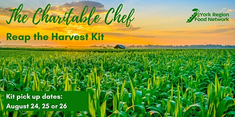 The Charitable Chef - Reap the Harvest Kit tickets