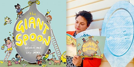 The Giant Spoon, A Special Storytime - Bargoonga Nganjin Library tickets