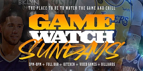 GAME WATCH SunDAYS @ Shakertin's (Austin Ranch/The Colony) tickets