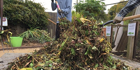 IN PERSON! FREE Urban Composting Workshops 2021 tickets