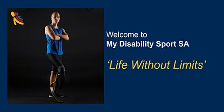 My Disability Sport SA - Support Coaching Workshop tickets