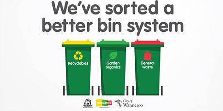 CANCELLED - Better Bins Community Information Session #1 - Central Ward tickets