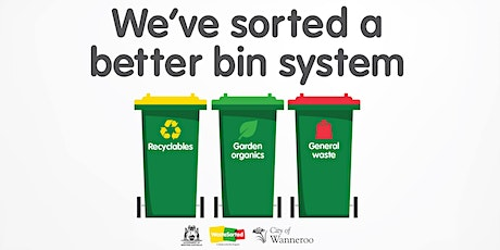 CANCELLED - Better Bins Community Information Session #2 - North Coast Ward tickets