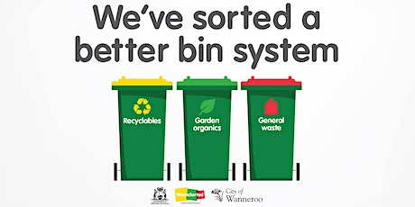 Better Bins Community Information Session #3 - South Ward tickets