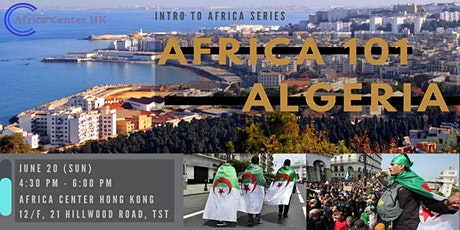 Africa 101 | Algeria tickets