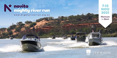 Mighty River Run 2021 First Crew Catch Up tickets