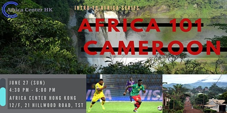 Africa 101 | Cameroon tickets