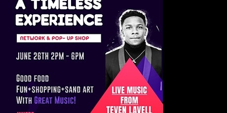 A Timeless Experience Network & Pop Up Shop tickets