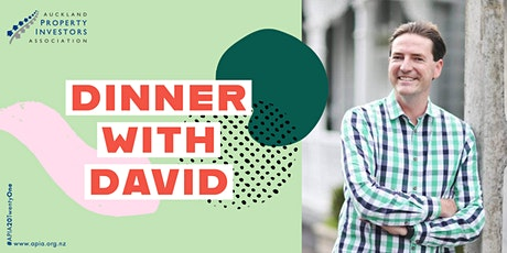 Dinner with David tickets