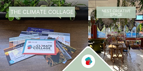 The Climate Collage // The Nest Creative Space, Redfern tickets