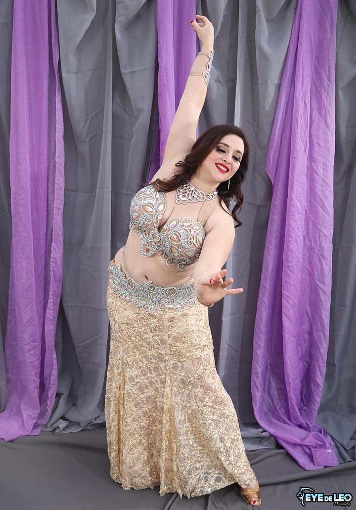 Bellydance Show and Tell with Miss Thea image