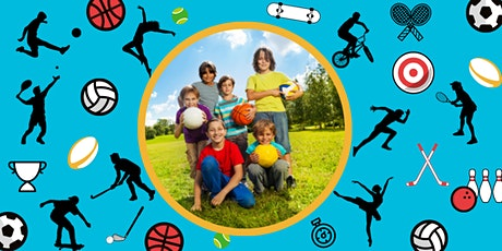 Games & Sports - Session 1 (8 to 11 years) tickets