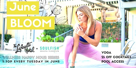 June Bloom: Wellness Series tickets