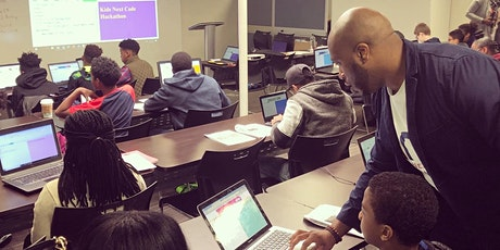 Kids Tech Boot Camp: Coding, Game Design, Robotics, Engineering (Ages 8-14) tickets