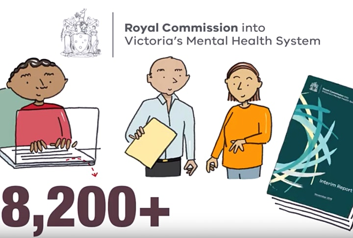 Responding to the Victorian mental health service system reforms image