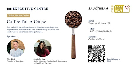 Webinar | Coffee For A Cause tickets