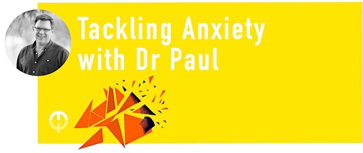 Tackling Anxiety with Dr Paul - WANGARA image