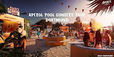 Aperol Pool Concert Tour | Dortmund 2021 billets