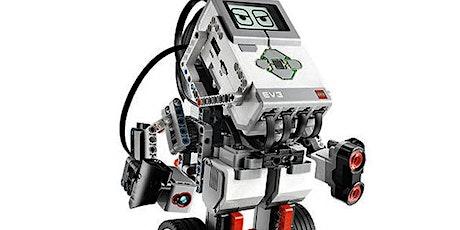 School Holiday Program: LEGO Robotics  OATLEY LIBRARY (Ages 10+) tickets