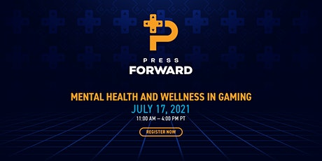 Press Forward: Mental Health and Wellness tickets