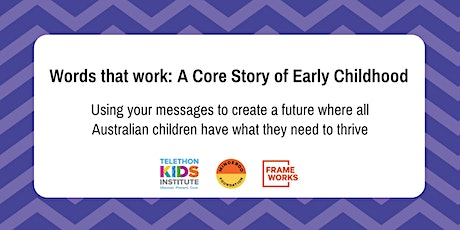 Webinar Q&A: The Core Story for Early Childhood eLearning Course tickets