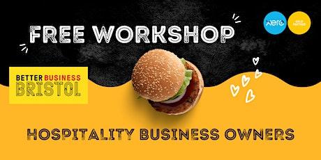 Hospitality Business Workshop tickets