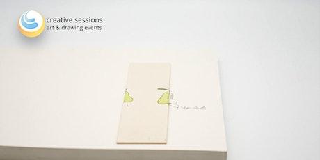 Watercolor Painting Workshop - Blue Tit Group biljetter