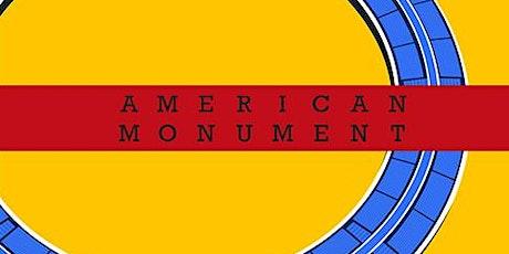 AMERICAN MONUMENT AND MONUMENT | OLIVO BARBIERI biglietti