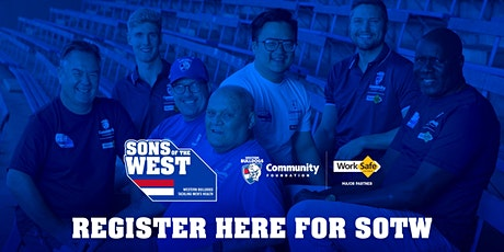 Sons of the West Maroondah tickets