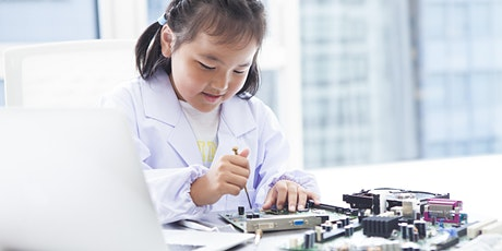 School Holidays: Tinkering With Tools @ Carnes Hill Cmmnty Cntr - Ages 7-13 tickets