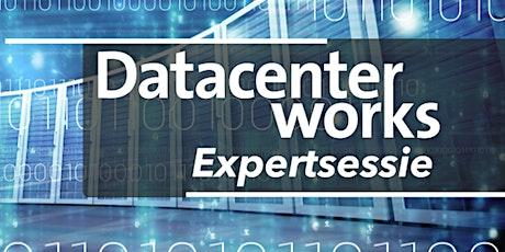 DatacenterWorks Expertsessie Digital Twin tickets