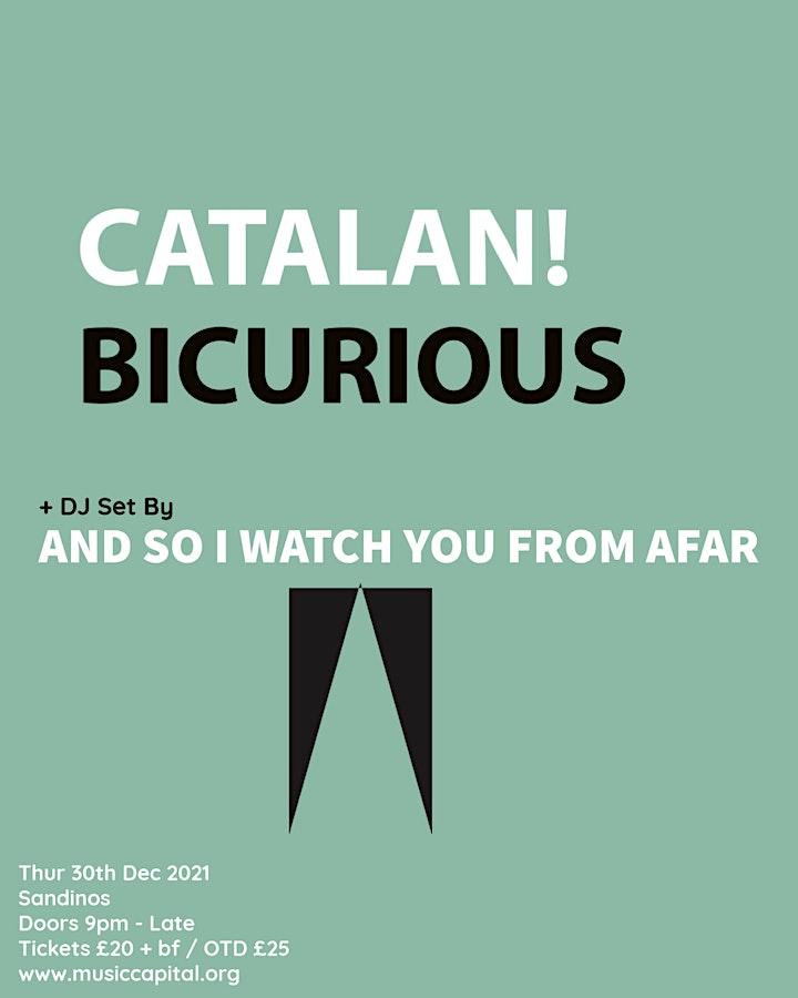 CATALAN! - BICURIOUS image