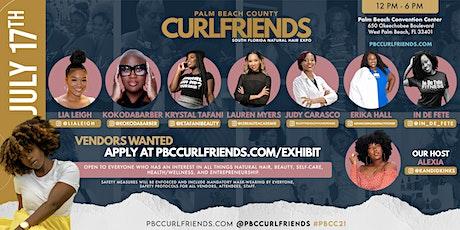 PBC Curlfriends Natural Hair Expo (8th Annual) - South Florida tickets