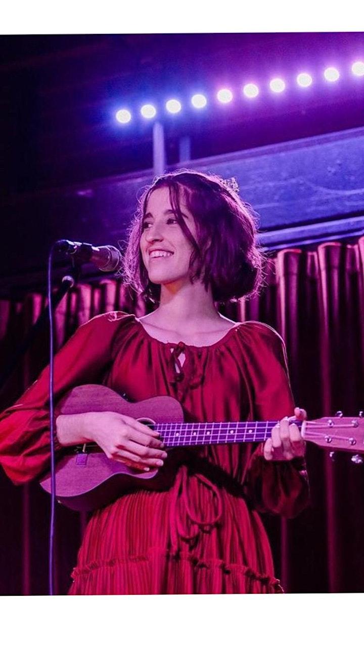 Mackenzie Grace 'Shelter In The Rain' EP launch image