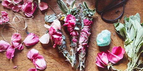 Sacred Serenity: Smoke Cleansing and making your own Smudge Stick Workshop tickets