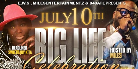 Big Life Celebration tickets
