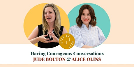 Having Courageous Conversations tickets