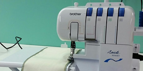 Introduction to overlocking - School of Sew tickets
