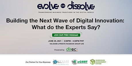 Building the Next Wave of Digital Innovation: What do the Experts Say? Tickets
