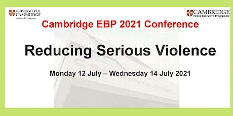 Cambridge EBP 2021 Conference tickets