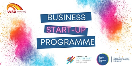 Business Start-up Programme - Webinar (South East LEP Region) tickets