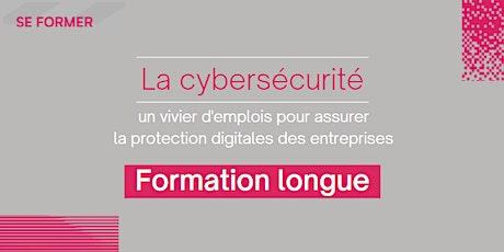 """Présentation de la formation """"Expert en Cybersécurité"""" billets"""