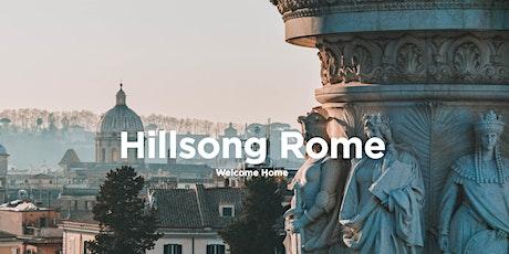 Hillsong Roma Sunday Service biglietti