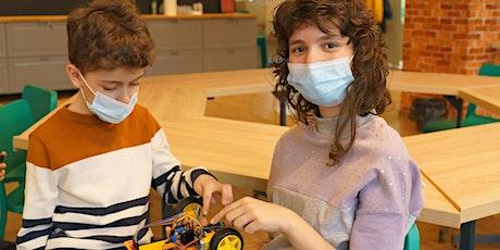 Atelier de imprimare 3D / Vârstă participanți 12-16 ani tickets