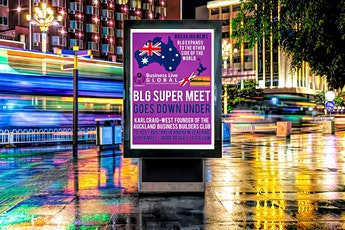 Business Live GLOBAL NZ and Australia  - For Business Leaders tickets