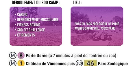 ⚡SOO CAMP ⚡ billets