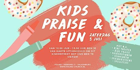 KIDS PRAISE & FUN! tickets