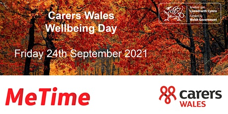Carers Wales Wellbeing Day tickets